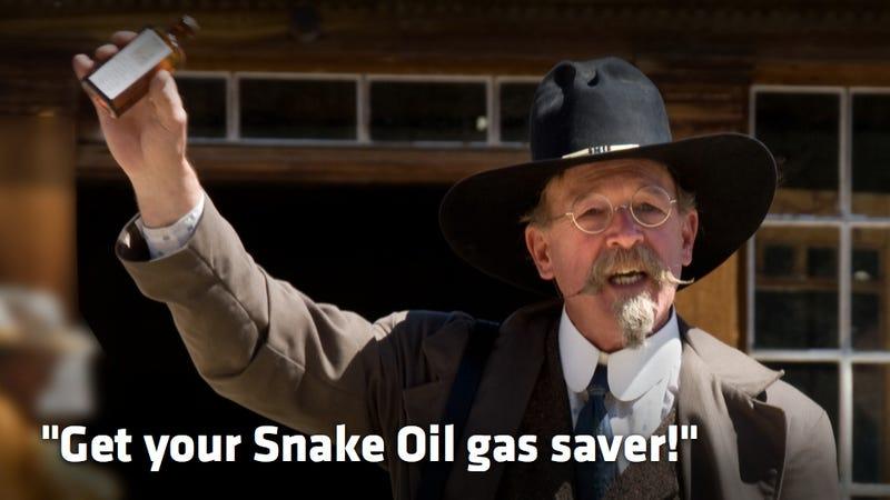 Ten ridiculous fuel-saving devices
