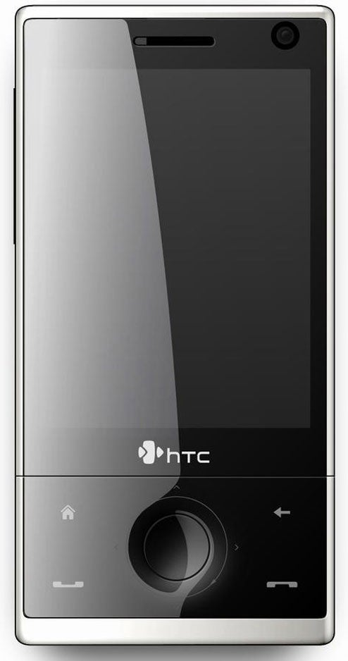 New HTC Touch Diamond Is White Like the Color White