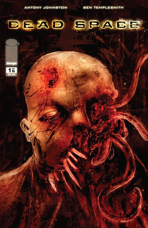 Read The Full First Issue of Dead Space the Comic