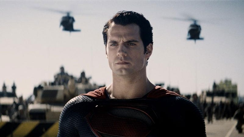 We Don't Need Another Superhero: Man of Steel