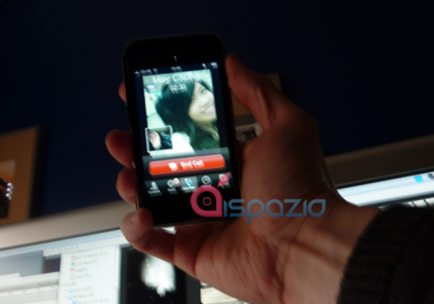 Fake: More Possible iPhone 3G 2009 Shots Reveal Video Chat