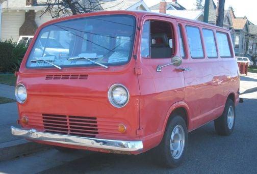 1965 Chevrolet Sportvan