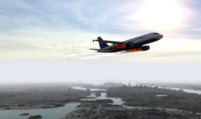 US Airways Flight 1549: Amazing Animated Look At Final Flight