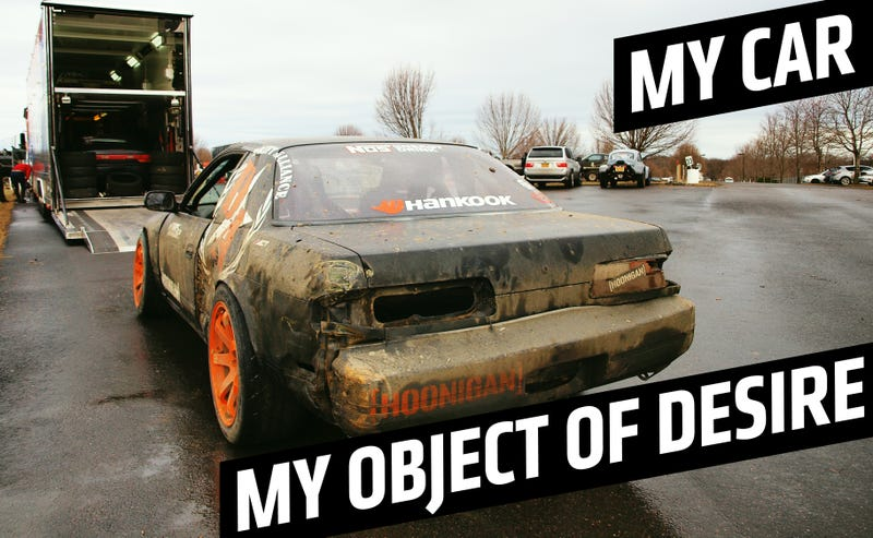 Why A Formula D Champ Taught Me To Drift, Or Perks Of A Trackside Bar