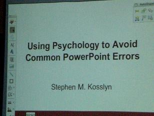 How Cognitive Science Can Improve Your PowerPoint Presentations