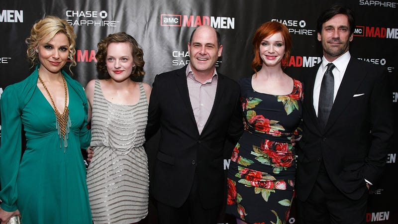 Matthew Weiner Back For At Least Two More Seasons of 'Mad Men'