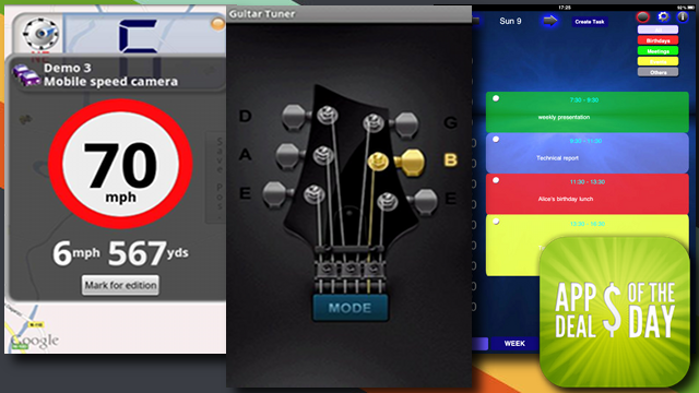 Daily App Deals: Get Ultimate Guitar Tabs and Tools for Android Free (Today Only) in Today's App Deals