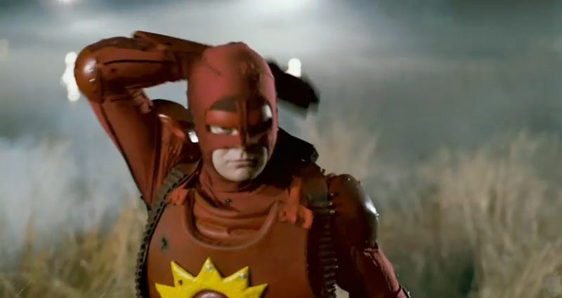 Shut Up, Crime! Inside Secrets of Rainn Wilson's Outrageous Superhero Movie
