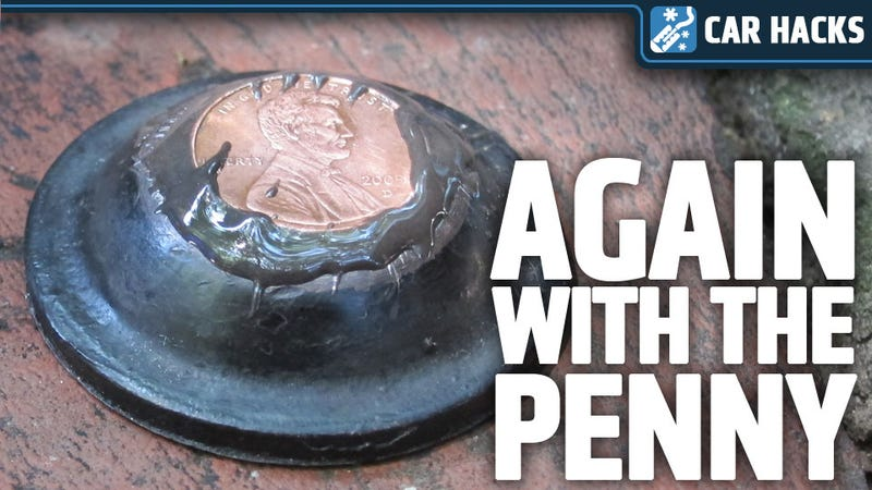 The Super Hacky Oil Pan Emergency Repair Fix