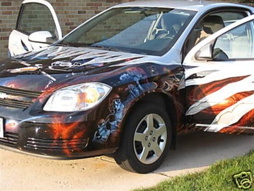 Star Wars-Themed Chevy Cobalt Should Go To A Galaxy Far, Far Away