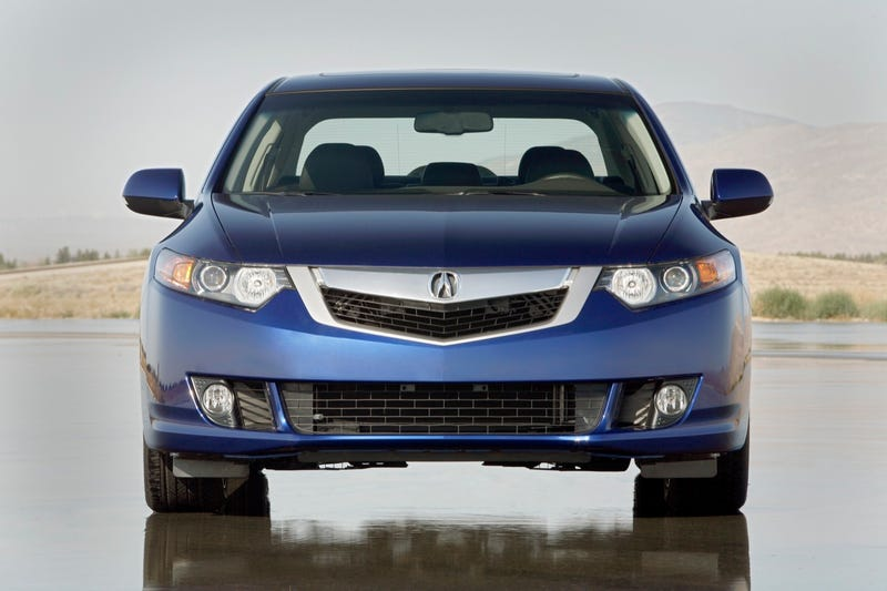 2010 Acura TSX V6: First Drive