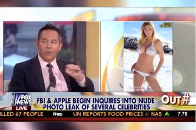 Fox News Host: Snowden Is Just as Bad as the Celeb Nude Photo Hackers