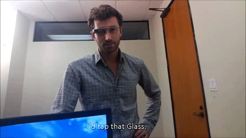heres your first ever google glass porno trailer nsfw