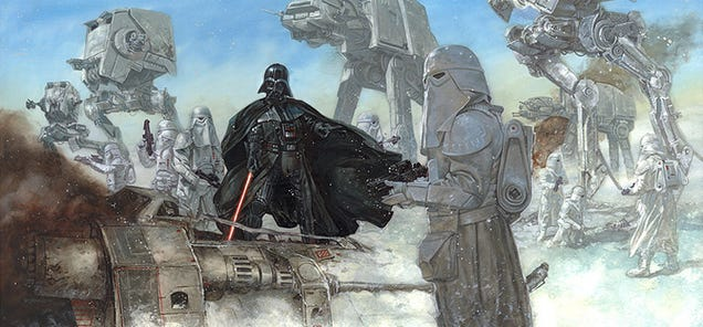 Behold the unfilmed Star Wars scenes you always wanted to see
