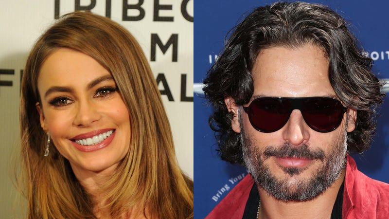 Sofia Vergara and Joe Mangianello Are a Disgustingly Hot New Couple