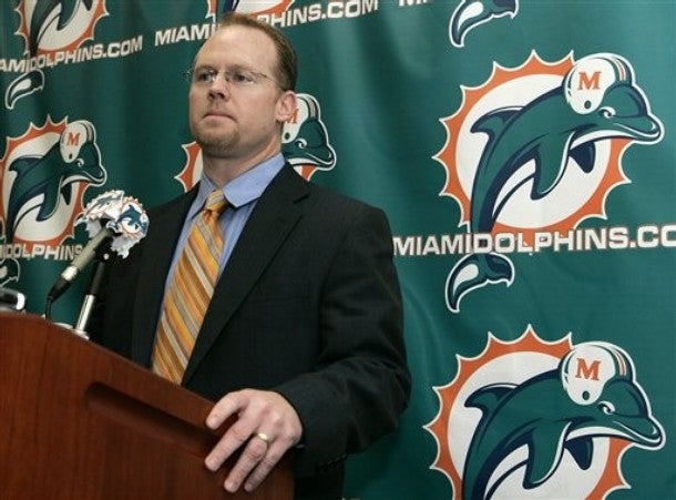 The NFL's Worst Human Being Works For The Dolphins