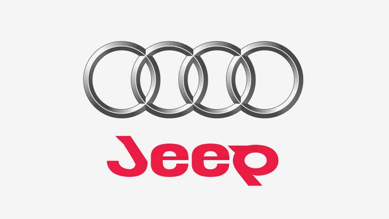These Car Badge Mashups Will Screw With Your Brain
