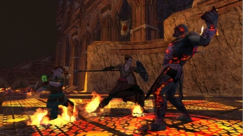 LOTRO: Mines Of Moria Beta Opens