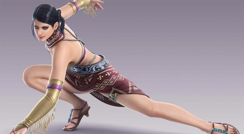 Some Tekken 6 Art To Use At Your Discretion