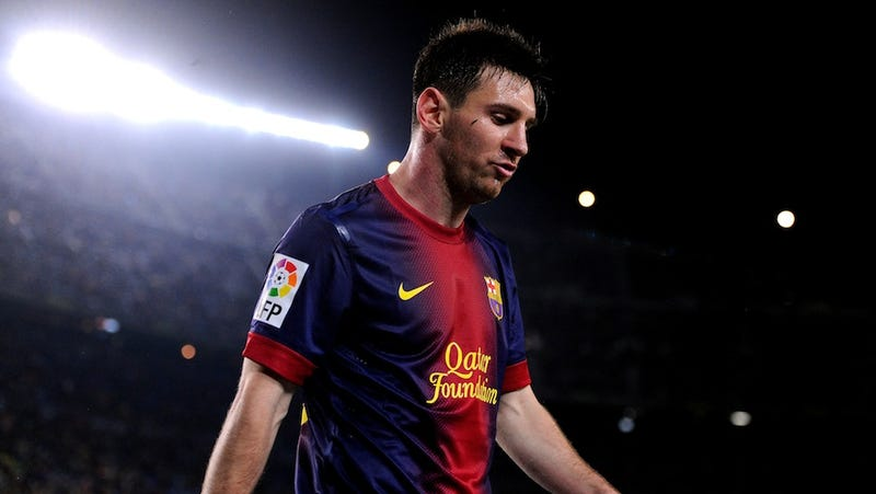 Lionel Messi Accused Of Tax Fraud