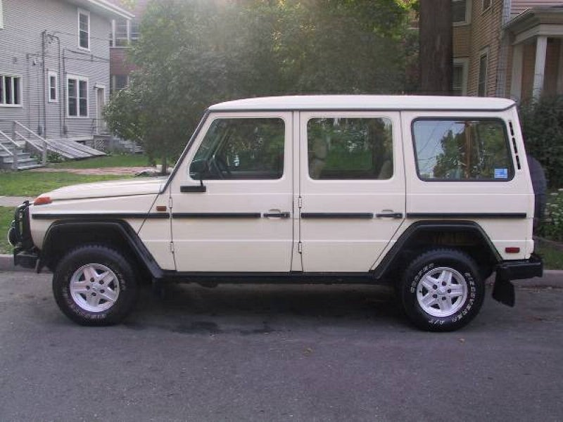For $12,995, Is This G-Wagen Holier Than Thou?