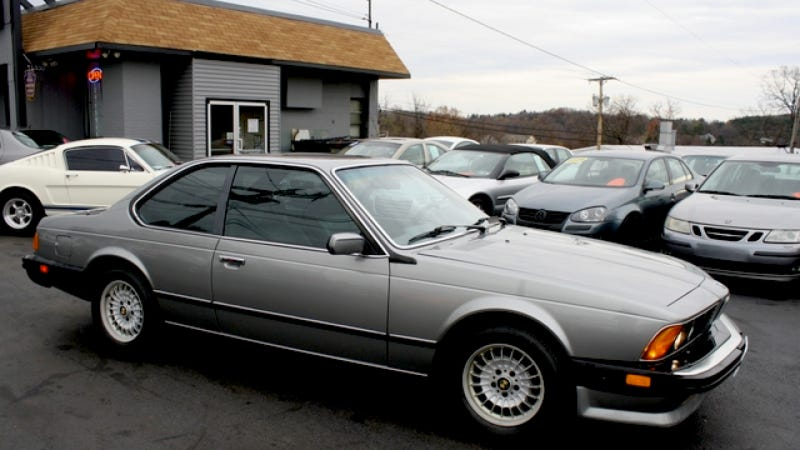 Used Car Face Off: You Really Want An Old BMW Coupe