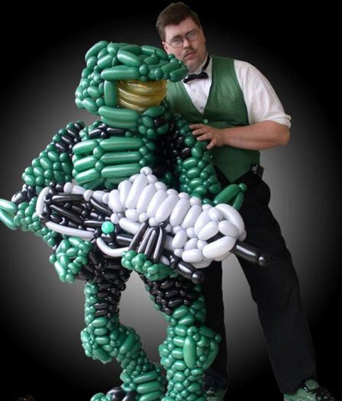 Ladies And Gentlemen, Master Chief As Balloons