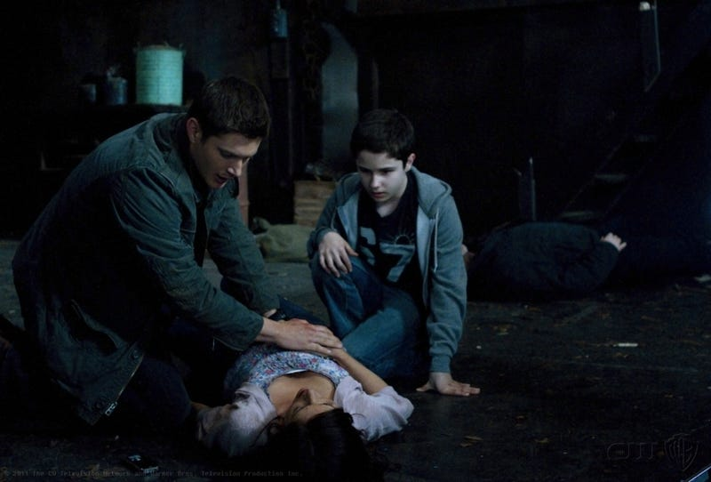 """Supernatural 6x21, """"Let It Bleed"""" Pictures"""