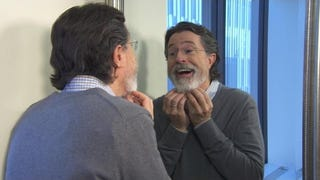 Stephen Colbert Alive, Bearded in His First <i>Late Show</i> Promo