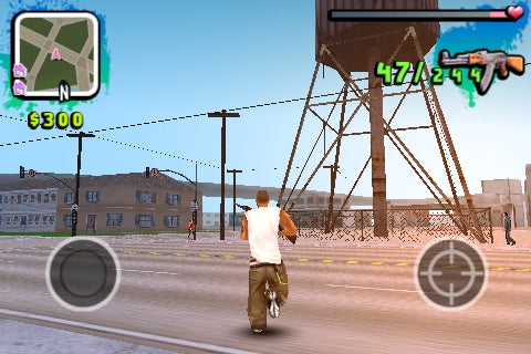 Gangstar Preview: Very Much Like GTA On An iPhone