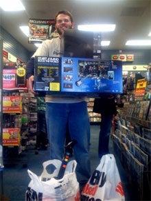 GameStop Holiday Sales Up 35%