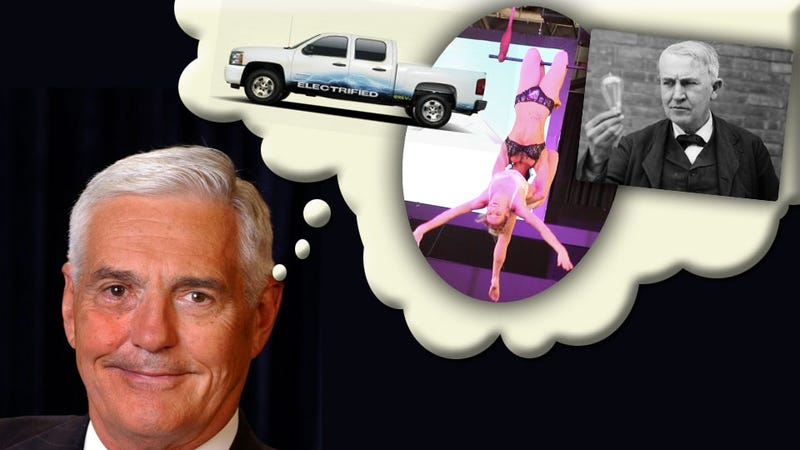 The Madness Of Maximum Bob Lutz