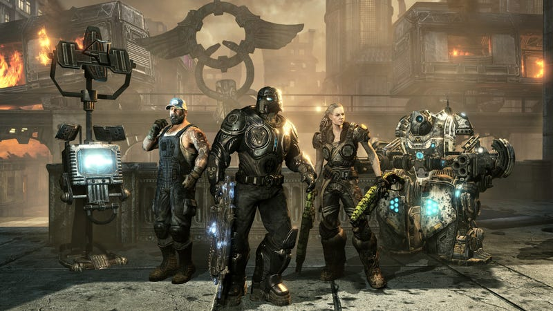 This is Your First $10 Gears of War 3 DLC