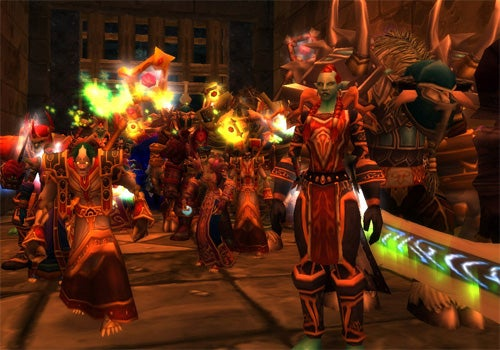Two Years Later, World Of Warcraft Hits The Twelve Million Mark