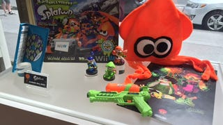 TAY Deal Blip: Buy Splatoon at Target, Get Squirt Gun