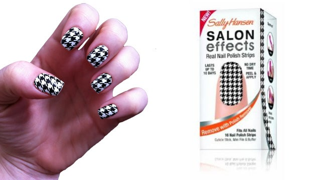 Worth It: Sally Hansen Salon Effects Nail Polish Strips