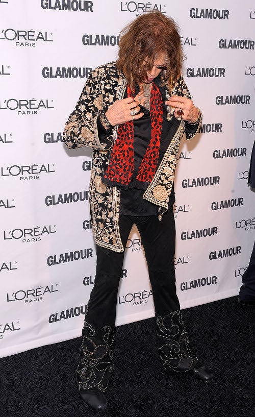 Glamour Celebrates Women Of The Year (Plus Steven Tyler)