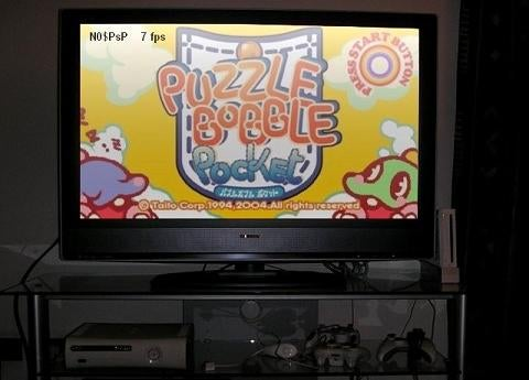 Wii Homebrew Can Now Read Burned DVDs, Play PSP Games?