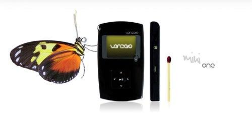 Venzero miniONE Portable Media Player