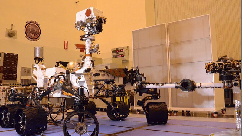 Take one last look at Curiosity, NASA's next Mars rover