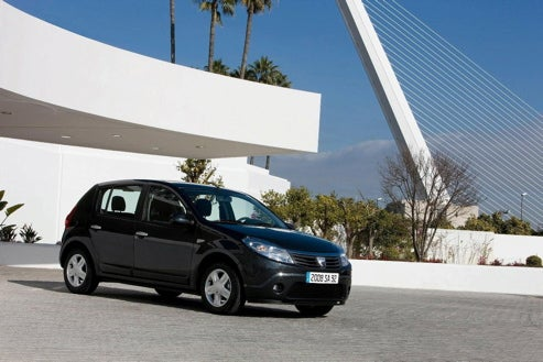Dacia Sandero Launches In Europe, Offers French Quality At Romanian Cost