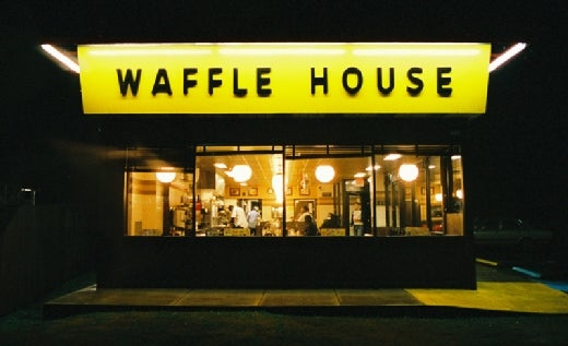 Automated Waffle Machine: An Important Part of a Pee-Wee Breakfast