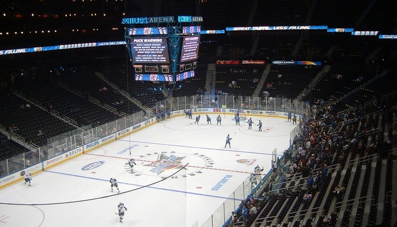You Can Still Buy Atlanta Thrashers Season Tickets