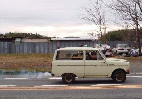 Inspired or Insane? Taking On a 1967 Mitsubishi 360 Van Restoration