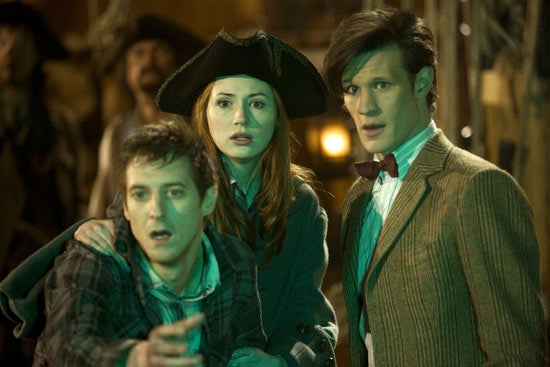 Doctor Who Series Six Pictures