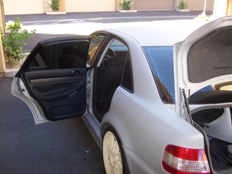 Bedlinered Audi S4
