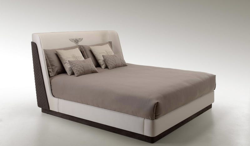 The Bentley Home Collection Is For Those Who Dream Of Winged Bs