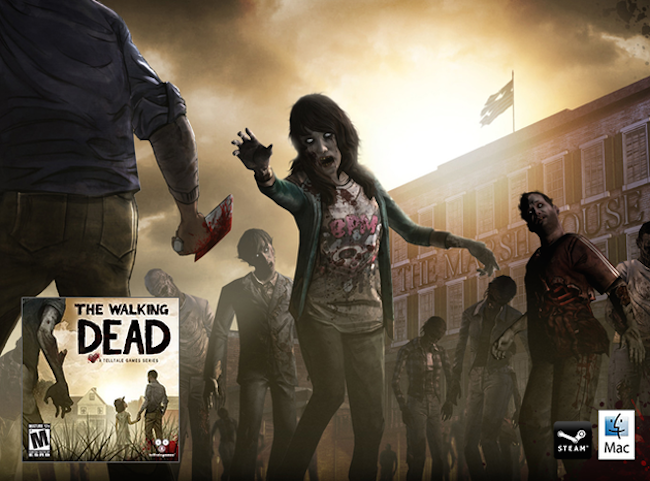 Get 50% off The Walking Dead Bundle (Steam), SimCity 4 Deluxe for $5