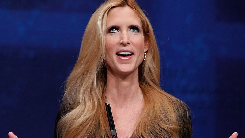 Miserable Troll Ann Coulter Forced to Cancel Speaking Engagement Because Everyone Hates Her