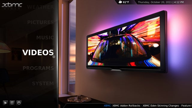OpenELEC Is a Fast-Booting, Self-Updating Version of XBMC for Home Theater PCs